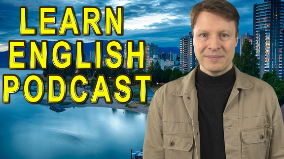 Learn English Podcasts with Steve Ford